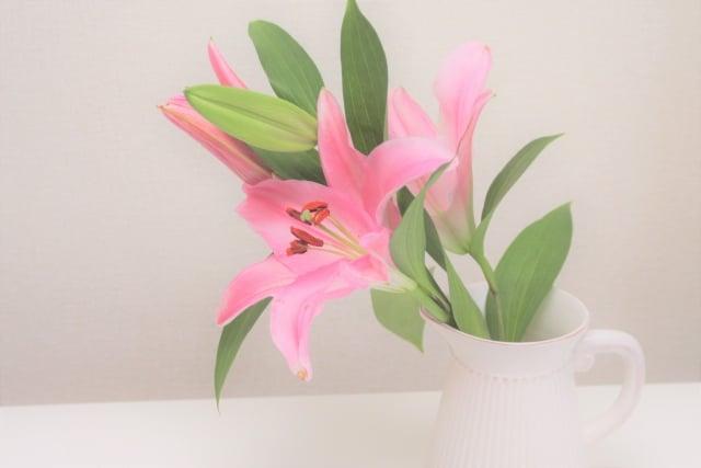 お花のメリット